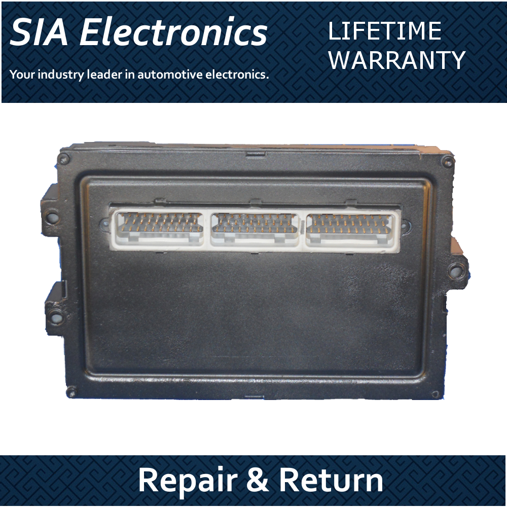 Jeep Cherokee ECM / ECU Repair & Return
