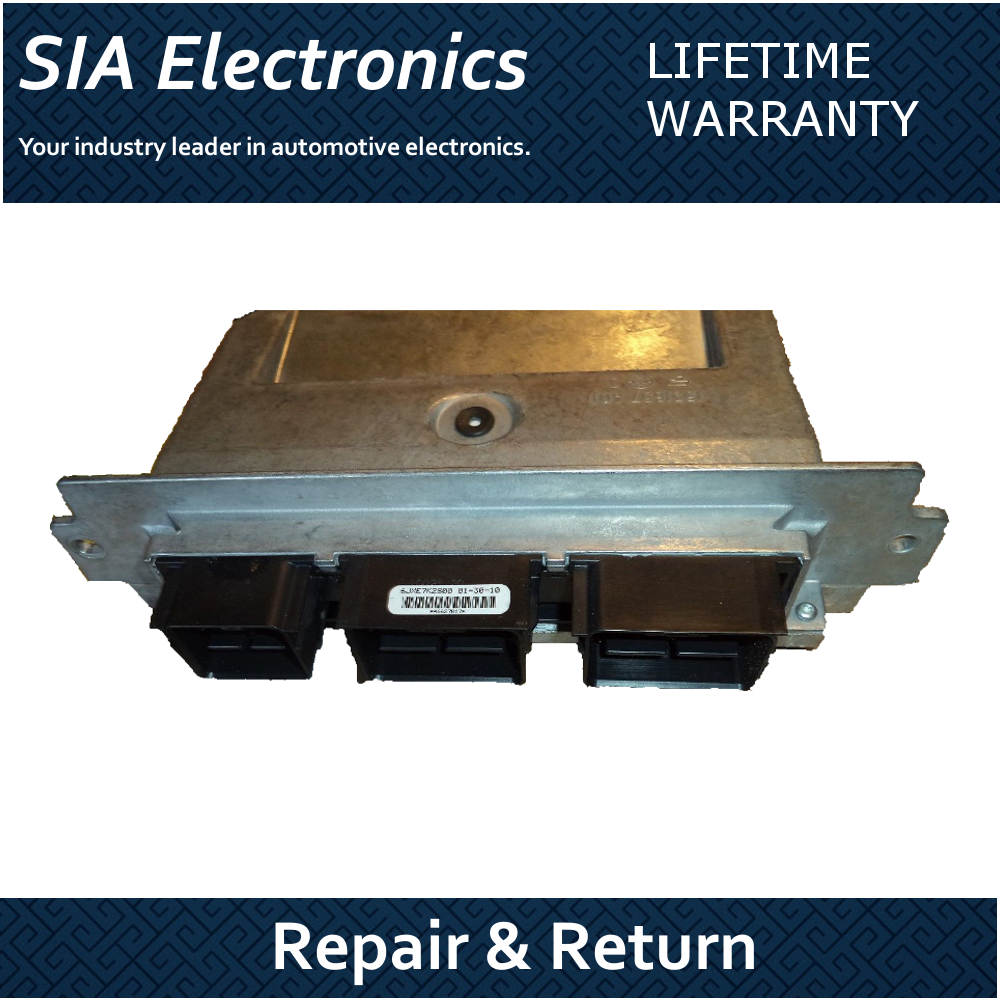 Mazda CX-9 ECM ECU PCM Repair & Return Service