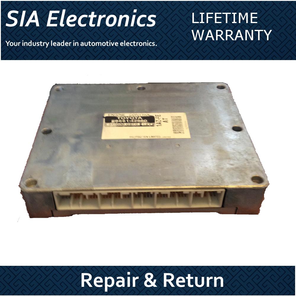 Lexus ECM / ECU Repair & Return