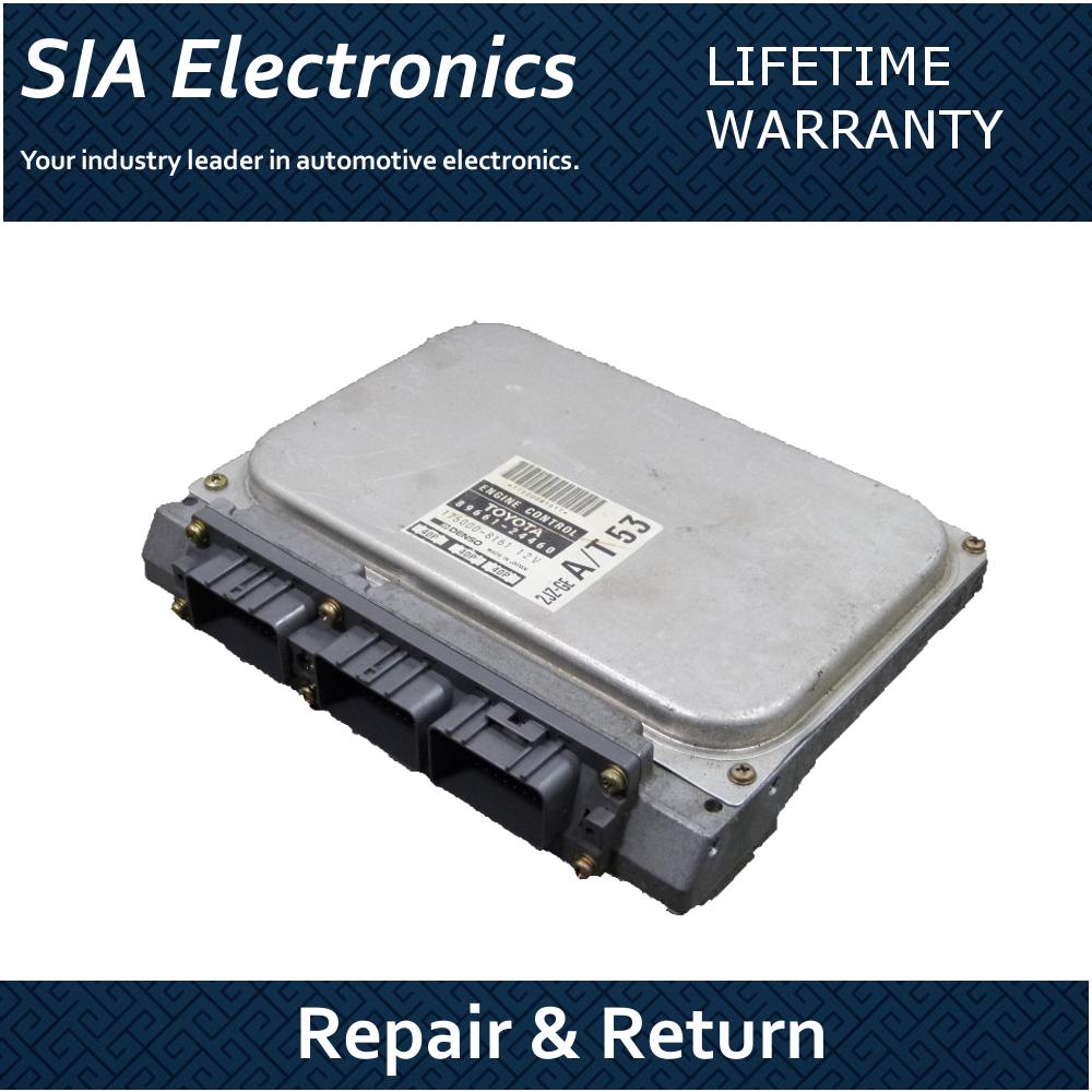 Toyota Tundra ECM ECU PCM Engine Computer Repair /& Return  Toyota ECM Repair