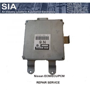 Nissan 200 SX ECM / ECU Repair & Return