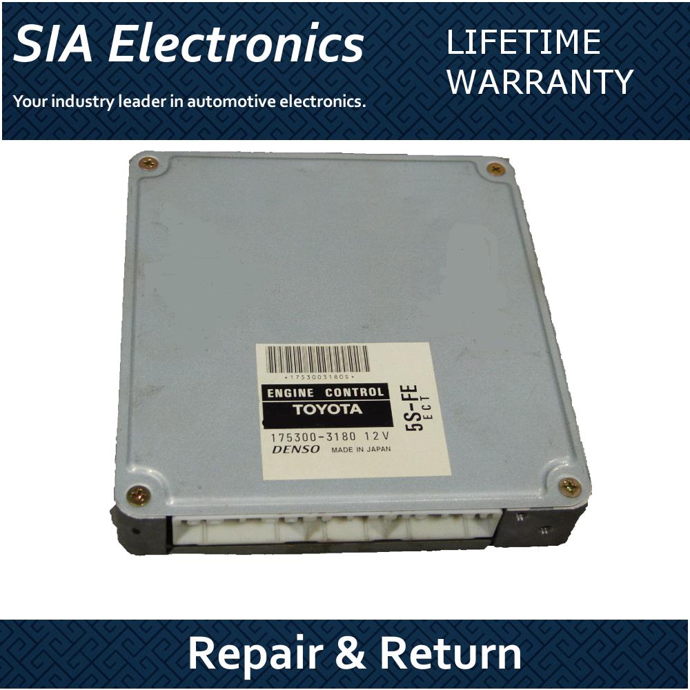 Lexus ES250 ECM / ECU Repair & Return