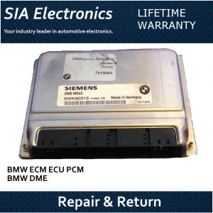 BMW ECM / ECU Repair & Return