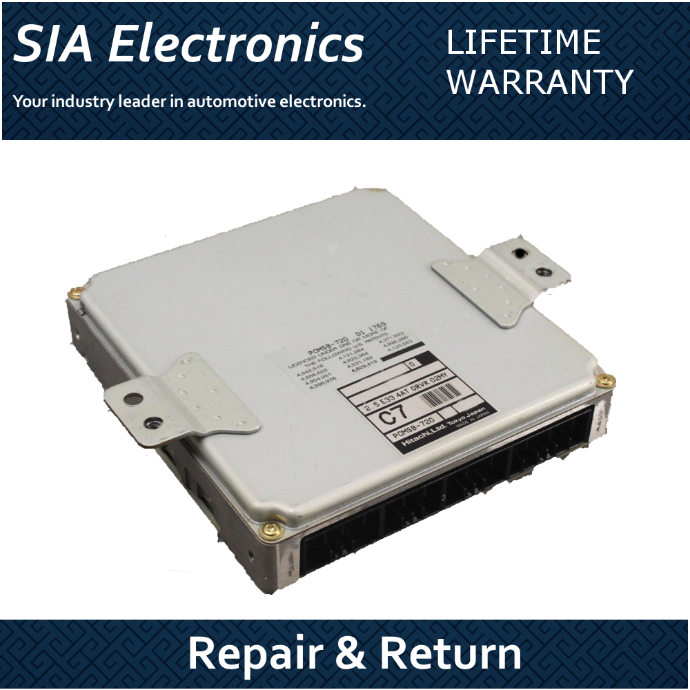 Suzuki ECM / ECU Repair & Return