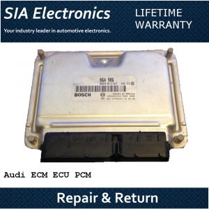Audi ECM / ECU Repair & Return