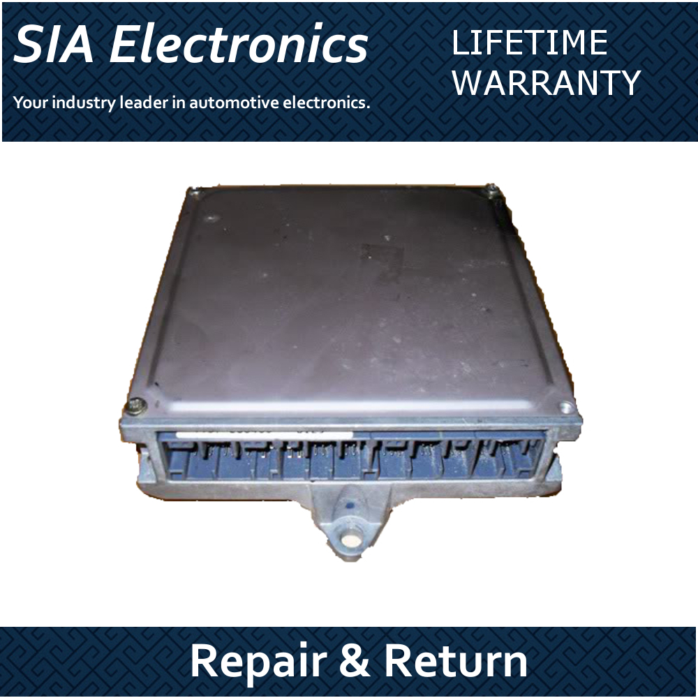 Acura ECM / ECU Repair & Return