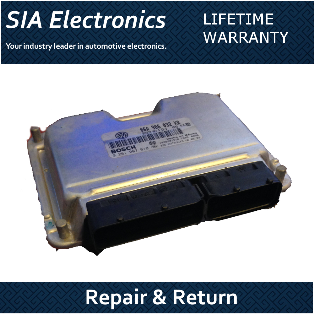 Volkswagen ECM / ECU Repair & Return