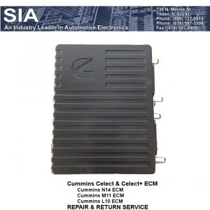 Cummins Computer ECM Celect Repair & Return L10 M11 N14 3084473